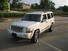 Jeep Commander Custom