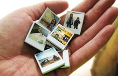 Mini Picture Magnets