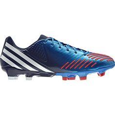 Adidas MiCoach Predator LZ TRX FG  Blauw Oranje