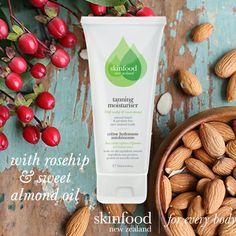 Tanning moisturiser #naturaltanning