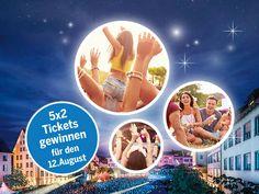 Gewinne 5 x 2 Tickets für das Stars in Town Musikfestival in Schaffhausen!  Tanze unter dem Sternenhimmer Schaffhausens's und nimm gratis an der Verlsoung teil.  Jetzt Stars in Town Tickets gewinnen: http://www.gratis-schweiz.ch/tickets-fur-das-stars-town-gewinnen/