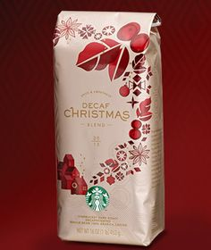 Starbucks® Decaf Christmas Blend | Starbucks Coffee Company ...