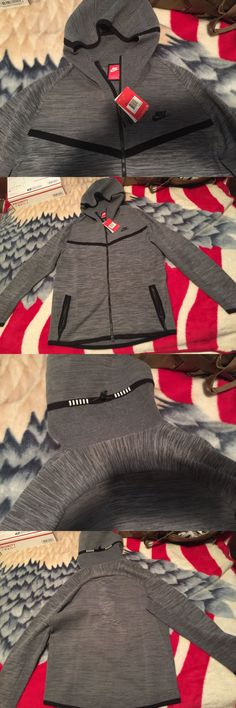 3195604284d6 Men Athletics  Men S Nike Tech Knit Windrunner Jacket Gray  728685 Sz L Mens