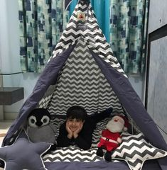 Kids Camping Tent, Camping With Kids, Kids Teepee Tent, Teepees, Teepee For Sale, Childrens Tent, Small Shark, The Good Dinosaur, Sleepover Party