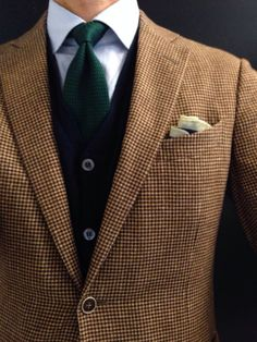This Men's jacket and pocket square are perfect for any casual or formal setting. | Downton Abbey, as seen on Masterpiece PBS