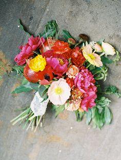 Gold + Striped South Carolina Wedding - Southern Weddings Magazine
