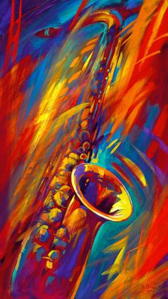 Swing Time by Simon Bull saxophone Pop Art, Music Painting, Art Music, Time Painting, Illustration Photo, Jazz Art, Arte Pop, Oeuvre D'art, Black Art