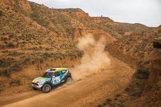 Aidyn Rakhimbaev, MINI ALL4 Racing, X-raid, Spanien, Spain