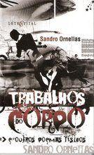 capa livro Trabalhos do Corpo - Sandro Ornellas