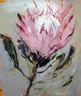 Discover upcoming art fairs and the artwork Edwina Corlette Gallery will be exhibiting over the coming months. Art Painting, Flower Art, Floral Art, Protea Art, Oil Painting, Abstract Canvas Art, Art, Art Brushes, Watercolor Paintings Easy