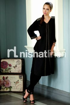 Nishat Winter Collection 2013 | Nishat Linen Winter Pret Collection 2013-14 for Women | STYLE THAT U ...