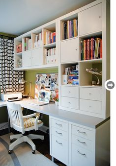 desk space by jennifer flores of rambling renovators