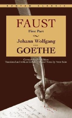 Faust (The Collected Works #2)  by Johann Wolfgang von Goethe