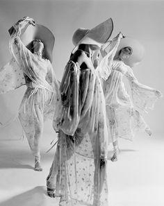 1971. Dresses by Misterfox. Photo by Alfa Castaldi (B1926-D1995)