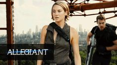 "The Divergent Series: Allegiant – ""The Wall"""