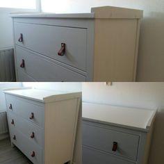 Ikea hack baby commode! #ikea #ikeahack