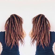 Dreads dreads everywhere. Dreads dreads I just don't care!!!