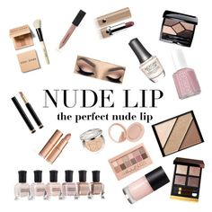 """""""nude lips"""" by obsessedalex ❤ liked on Polyvore featuring beauty, Essie, Elizabeth Arden, Burberry, Morgan Taylor, Bobbi Brown Cosmetics, Christian Dior, Marc Jacobs, Gucci and Maybelline"""