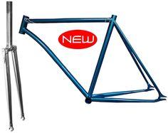 Montalbetti Telaio Messenger Ocean - Store For Cycling