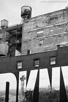 Paul Politis B - DKNY - New York City