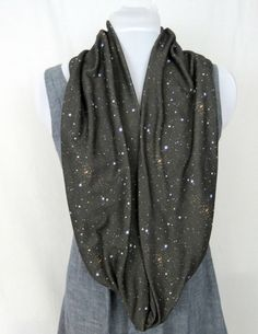 Wrap yourself in the night sky. | 28 Impossibly Cute Ways To Cover Your Body In Outer Space