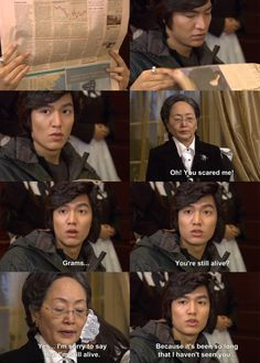 LMAO #BESTREACTIONEVER!  - Boys Over Flowers - KDrama
