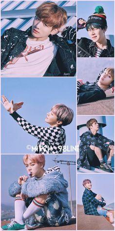 BTS / You Never Walk Alone / Wallpaper ©mitch_98line