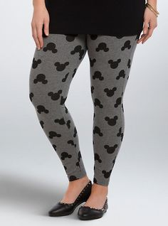 Torrid Has Disney Leggings Perfect For The Active Fashionista