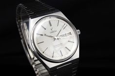 Omega Seamaster Automatic Day Date | Silver*