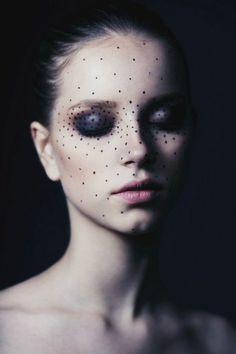 maquillage artistique pour votre une vision moderne