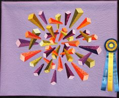 Road to California 2014 – Modern Quilt Winners - Christa Quilts!