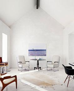 minimal living room | casey dunn photo