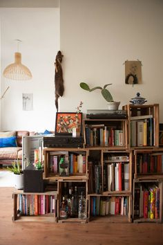 Jennifer and Hans' Bright and Natural Amsterdam Apartment