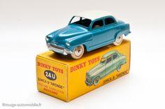 Simca 9 Aronde   Dinky Toys 24U