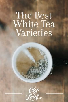 The Best White Tea V
