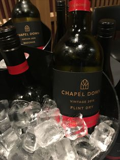 A delicious glass of Chapel Down to start the evening of Chapel Down, Bacchus, It Network, Cambridge, Wine, Club, Bottle, Glass, Drinkware