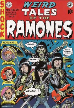 Tales Of The Ramones