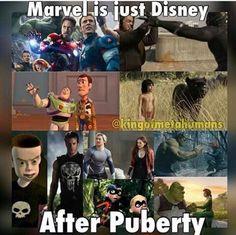 Okay, but like--Pixar...Pixar...Pixar...DREAMWORKS...and Disney.