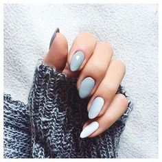Image via We Heart It #hybrid #nails #semilac - http://weheartit.com/s/PvK5HWsH