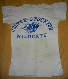 THRIFT SCORE...and more...: vintage T-Shirts...