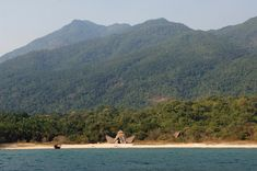 The Mahale Mountains