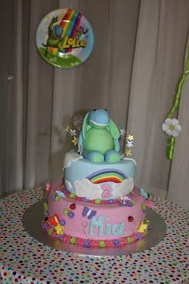 Lollos Cake - made by cakes-by-rox Pearl Liu Viljoen Cake Creations, How To Make Cake, Birthday Parties, Cake Ideas, Sweet, Party, Desserts, Rainbow, Cakes