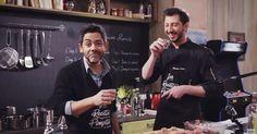 [VIDEO] Manu Payet nous prépare un rougail saucisse à la vodka dans Les Recettes Pompettes