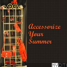 Beauty Hub! Welcome to the City of Accessories - NYCITI and look hot this summer!