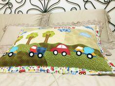 capa de travesseiro patchwork - Pesquisa Google