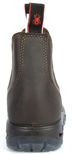 061ae78afd01 New Redback Work Boots UNPU Great Barrier Water Resistant Nevada Puma  Brown. Redback BootsSteel Toe ...