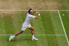 Roger Federer Photos - Day Nine: The Championships - Wimbledon 2016 - Zimbio