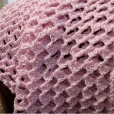 Crochet For Children: Afton's Afghan - Free Pattern