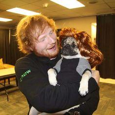 Ed & pug