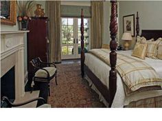 Southern Bedroom